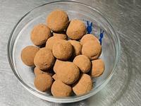 生巧克力「消耗冷凍過的鮮奶油好方法」