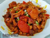 醬燒滷菇菇雞小孩最愛超下飯必備