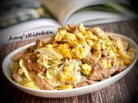 肉絲蛋炒飯