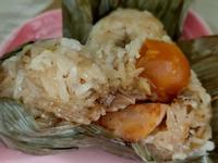 干貝香菇肉粽