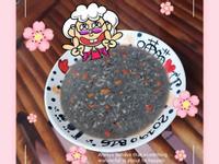養生黑芝麻燕麥枸杞粥(電鍋版)芝麻糊