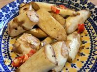 🌶 煎烤皎白筍(平底鍋)
