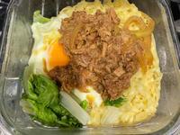 鮪魚肉醬乾拌麵