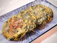 蕃薯葉煎蛋《地瓜葉料理1》