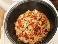 麻油雞飯~電子鍋