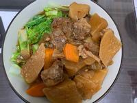 簡易紅燒牛肉麵✌️