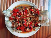 蒜蓉豆鼓蒸午仔魚(電鍋版)懶人煮 馬友魚