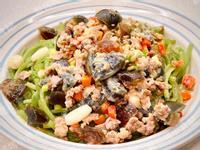 上湯蕃薯葉梗《地瓜葉料理3》