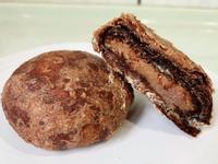 巧克力芋頭酥餅