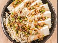 金針菇豆腐煲
