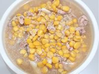 玉米金針菇豬肉絲
