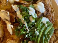[奶素]chilaquiles墨式玉米片