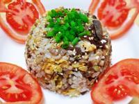 香椿蔬食炒飯