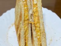 南瓜薯泥三明治