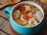 番茄蔬菜湯餃 15分鐘素食