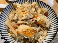 鯛魚竹筍炊飯