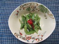 西式酸豆風味煮扁豆