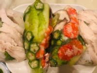 清爽低熱量~越南鮮蝦/雞胸生春捲
