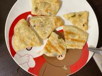 熱壓蔥油餅