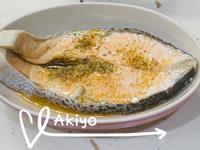 烤鮭魚 ( 飛利浦-萬用鍋)懶人料理