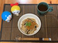 電鍋傳統香菇油飯(米糕)