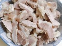 蒜泥白肉(二)