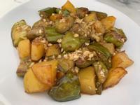 馬林薯燒茄子