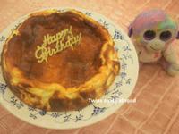 巴斯克乳酪蛋糕 【微糖鮮奶版】
