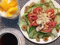 簡單的健康沙拉🥗