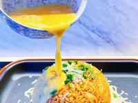 火山泡菜炒饭