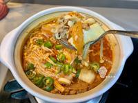全啤酒之《韓式牛肉豆腐湯》