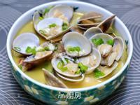 酒蒸蛤蜊(不失敗居酒屋料理)
