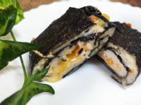 紫菜起司魚板燒