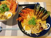 南洋叻沙海鮮麵🍜