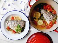 土耳其蕃茄煮魚