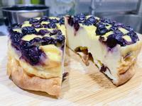 藍莓優格巴斯克蛋糕