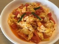 家常番茄炒蛋(無番茄醬)