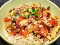哨子麵(料多味美的懶人料理)