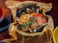 法式紙包魚🐟(零失敗)