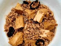 肉燥滷油豆腐
