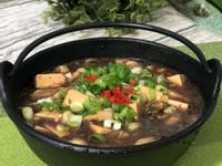 豆豉鮮蚵豆腐(中華鹽滷豆腐)