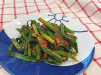 涼拌辣韭菜