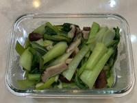清炒香菇青江菜