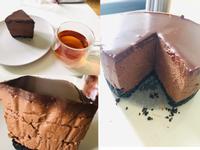 """巧克力重乳酪蛋糕 6"""""""