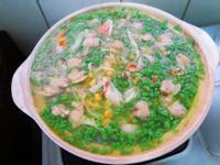 宴客菜之翡翠海鮮羹湯