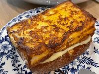 簡單好吃的法國乳酪吐司