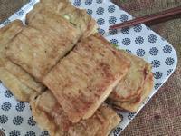 十分鐘上菜─香煎蔥豆包
