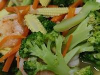 蝦仁花椰菜