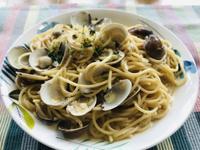 奶油蛤蜊辣椒義大利麵