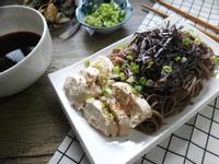 【麵食料理】日式蕎麥麵(10分鐘料理)